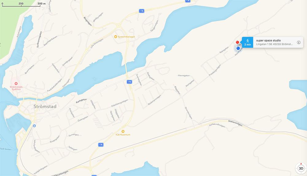 karta 3S Om oss